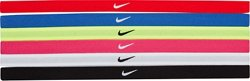 Nike Girls' Swoosh Sport Headbands 6-Pack