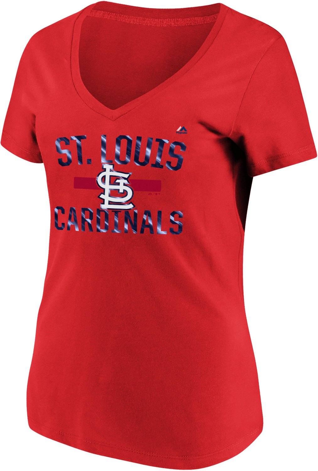4093e7c5b7f Display product reviews for Majestic Women s St. Louis Cardinals Relentless  Attack T-shirt