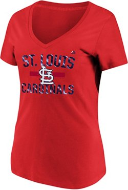 Majestic Women's St. Louis Cardinals Relentless Attack T-shirt