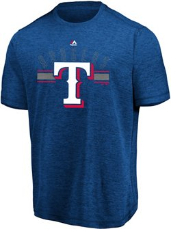 Majestic Men's Texas Rangers Athletic Advantage T-shirt