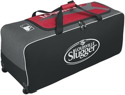 Louisville Slugger Series 5-Ton Wheeled Duffel Bag