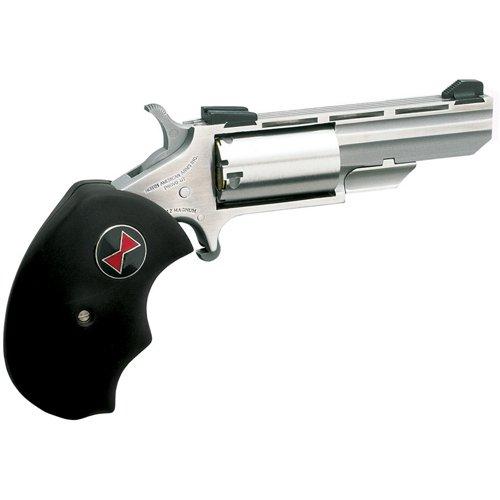 North American Arms Black Widow Magnum .22 LR Revolver