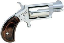 North American Arms Rosewood Grip .22 WMR/.22 LR Revolver