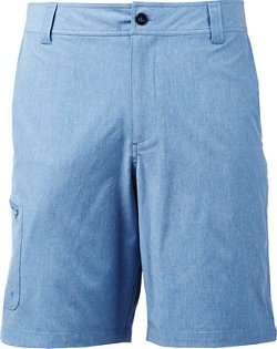 Magellan Outdoors Men's Aransas Pass Heather Hybrid Shorts