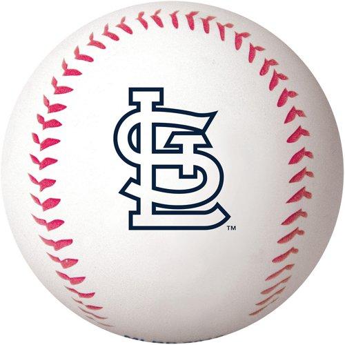 Rawlings St. Louis Cardinals Big Fly High Bounce Rubber Baseball