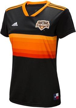 adidas Women's Houston Dynamo Replica Jersey