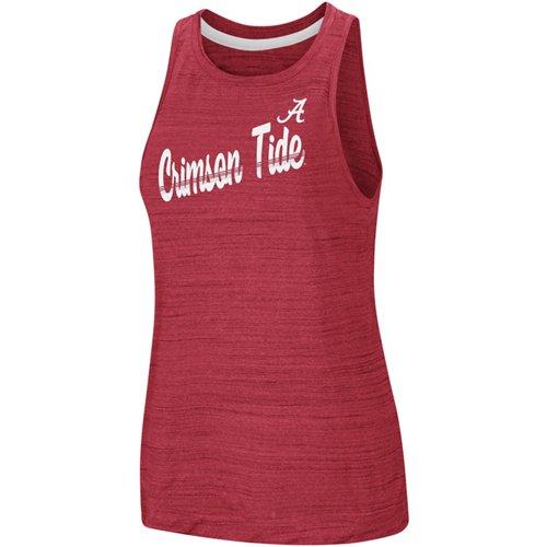 Colosseum Athletics Women's University of Alabama Kenosha Comets Tank Top