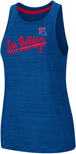 Colosseum Athletics Women's Louisiana Tech University Kenosha Comets Tank Top