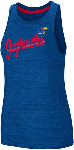 Colosseum Athletics Women's University of Kansas Kenosha Comets Tank Top