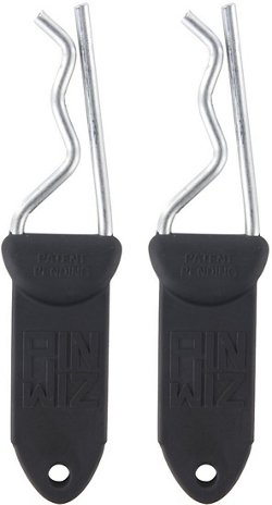 Pin Wiz Trailer Hitch Pin Clips 2-Pack