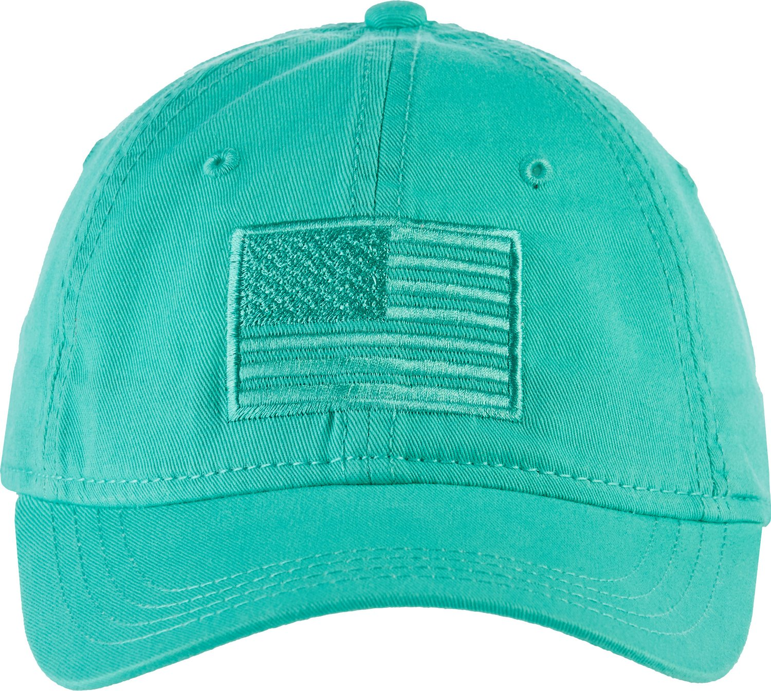 f6940410 Display product reviews for Academy Sports + Outdoors Men's Tonal American  Flag Solid Twill Hat