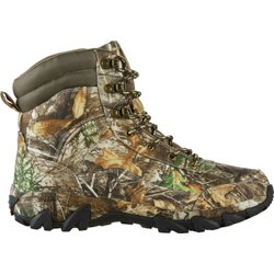 Men's Realtree Edge Camo Gunner Hunting Boots