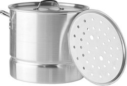 Outdoor Gourmet 32 qt Steamer Pot