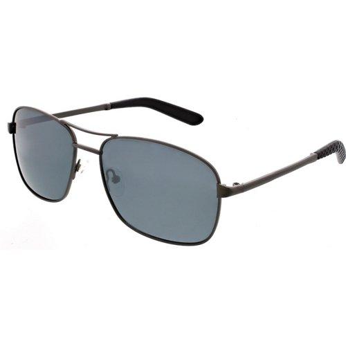 Maverick Lifestyle Metal Pilot Polarized Sunglasses