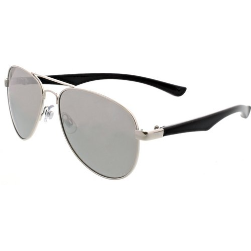 Maverick Lifestyle Metal Aviator Sunglasses