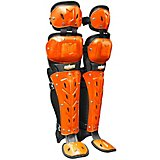 Schutt Women's AiR Maxx Scorpion Double Flex Softball Leg Guards