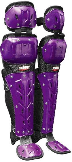 Schutt Women's AiR Maxx Scorpion Double Flex Softball Leg Guards
