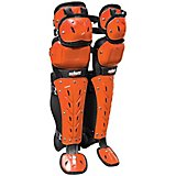 Schutt Women's AiR Maxx Scorpion 16 in Triple Flex Leg Guards