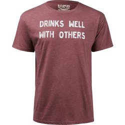 Men's Drinks Well With Others Short Sleeve T-shirt