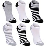 ASICS® Women's Accelerate No-Show Socks 6 Pack