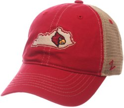 Men's University of Louisville Turnpike State Cap