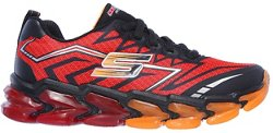SKECHERS Boys' Skech-Air 4 Running Shoes