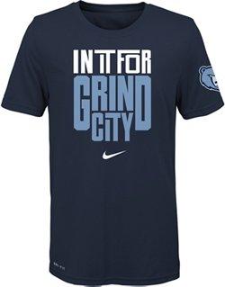 Nike Boys' Memphis Grizzlies In It Verbiage Dri-FIT T-shirt