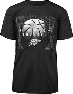 NBA Boys' Oklahoma City Thunder Arena Performance T-shirt