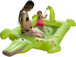 Poolmaster Kids' Crocodile Spray Pool