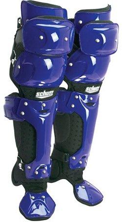 Schutt Women's Multi-Flex S4.0 13 in Softball Leg Guards