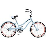 Ozone 500 Girls' Malibu 24 in Cruiser Bicycle