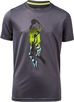 BCG Boys' Ball Player Short Sleeve T-shirt