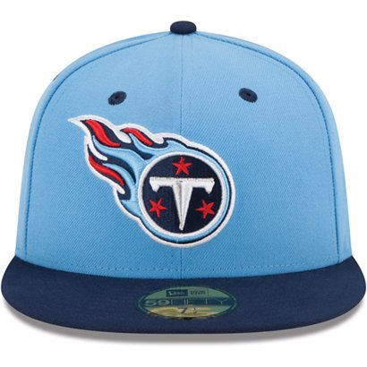 6a2deb71e ... New Era Tennessee Titans Men s 59FIFTY League Basic Cap. Tennessee  Titans Headwear. Hover Click to enlarge