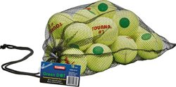 Tourna Youth Green Dot Low Compression Tennis Balls 18-Pack