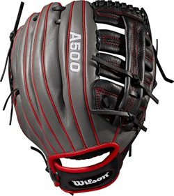2018 A500 12.5 in Utility Baseball Glove Left-handed
