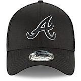 e77552882ec Men s Atlanta Braves Neo 39THIRTY Black Out Cap