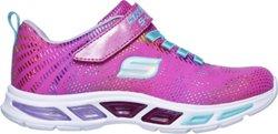 SKECHERS Girls' Litebeams Gleam N' Dream Running Shoes