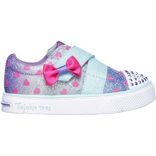 SKECHERS Toddler Girls' Twinkle Breeze 2.0 Sparkle-Z Shoes