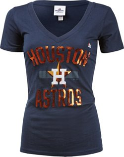Majestic Women's Houston Astros Relentless Attack T-shirt