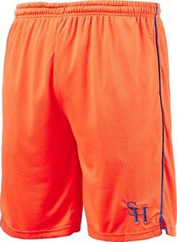 Colosseum Athletics Men's Sam Houston State University Embroidered Mesh Shorts