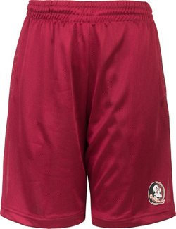 Colosseum Athletics Kids' Florida State University Basic Mesh Shorts