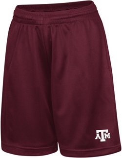 Colosseum Athletics Kids' Texas A&M University Basic Mesh Shorts