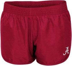 Colosseum Athletics Women's University of Alabama Reflective Logo Shorts