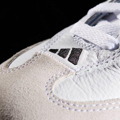 74e704b0315 adidas Men s Samba Millennium Leather Indoor Soccer Shoes
