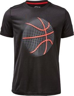 BCG Boys' Basketball Halftone T-shirt