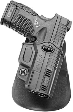 Fobus Springfield Armory XD-S Evo Paddle Holster