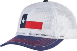 Academy Sports + Outdoors Men's Allover Mesh Texas Cap