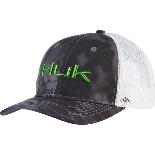 Huk Men's Kryptek Logo Trucker Cap