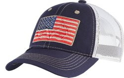Men's Realtree American Flag Cap