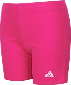 adidas Girls' climalite Parma Shorts